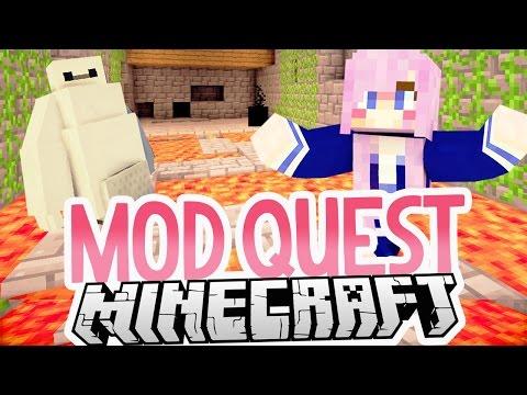The Temple of Boom   Mod Quest Custom Adventure   Ep. 4