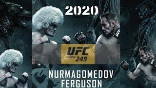 KHABIB NURMAGOMEDOV VS TONY FERGUSON 2020  UFC 249