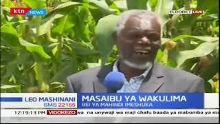 Wakulima wa mahindi wataka bei kuongezwa