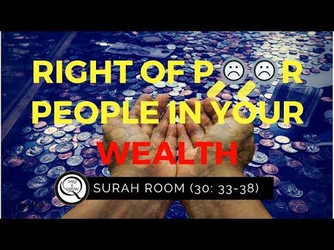 DarseQuran || Surah Ar Room (30: 33-38)