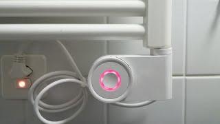 Heizstab Heizkörper tauschen/Heizpatrone mit Thermostat
