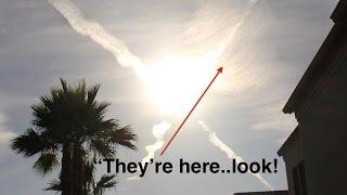 """Mini Moon""/Dark Object near the Sun in broad daylight!   ""GOTCHA""!"