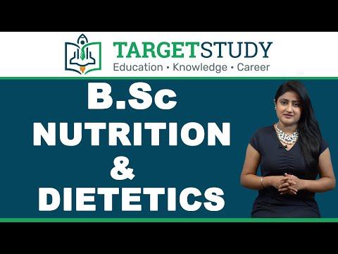 BSc Nutrition & Dietetics | Eligibility | Syllabus | Admission | Salary ...