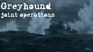 Greyhound(2020) Scene - Joint Operations