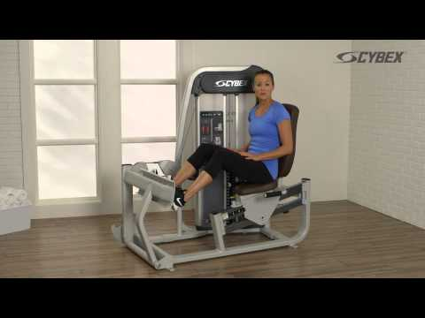 How to use the Calf Machine - Eagle NX