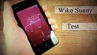 "4"" Zoll Winzling #2 : Wiko Sunny - Review - Deutsch"