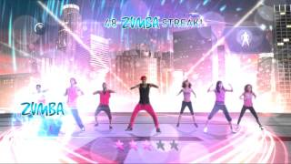 Zumba Fitness World Party - DO YOU FEEL LIKE MOVING? 100% Clear