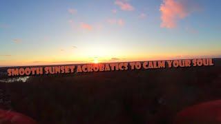 Smooth Sunset Acrobatics To Calm Your Soul | Forck-In Quad FPV Freestyle Insta360 GO