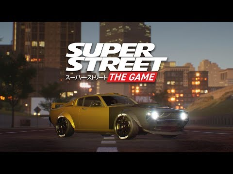 Super Street: The Game - Release Date Announcement Teaser thumbnail