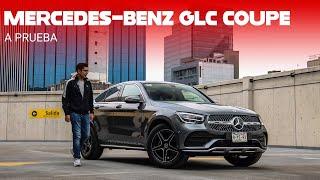 Mercedes-Benz GLC 300 4MATIC Coupé, a prueba: lo cómodo de un SUV, pero en con look deportivo