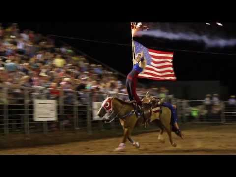 Rodeo Round Up - Never Quit TV Show Trailer