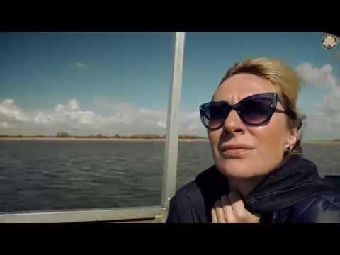 Первая женская рыболовная база в Астраханской области