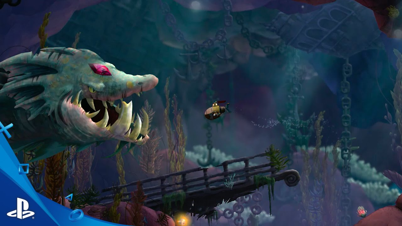 Insomniac's Song of the Deep Out Today, Brimming With Secrets