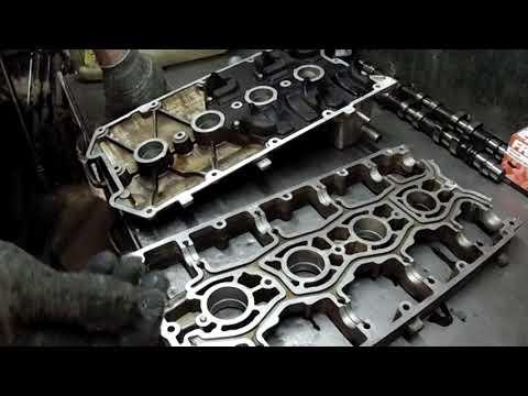Замена гидрокомпенсаторов на 2170 Приора двигатель 1,6  16 клапанный  DOHC.Авторемонт.