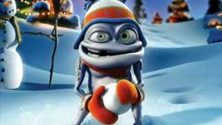 YouTube e-card Christmas musicvideo by Crazy Frog performing Last Christmas cover from Wham