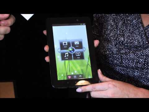 Lenovo IdeaPad A1 7 inch tablet