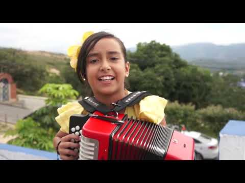Ganadora Festival Vallenato Femenino... Isabel Sofia Picón