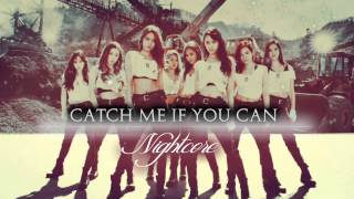 Nightcore - Catch me if you can  (Jap. version)