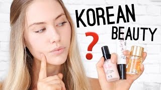 Trying KOREAN BEAUTY Products // Touch In Sol  ♥ stephaniemaii ♥