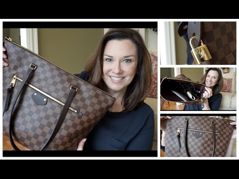 Louis Vuitton Iéna MM What's in My Bag & Mini-Review