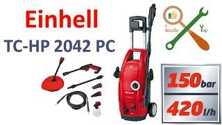 Einhell TC-HP 2042 PC 150 Bar Basınçlı Yıkama Makinesi Kurulum, Kullanım ve Tüm Detaylar...