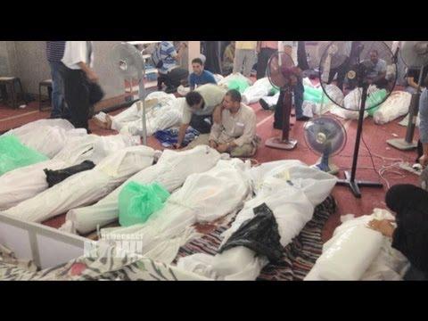 Massacre in Cairo: Egypt on Brink After Worst Violence Since 2011 Revolution (Part 1 of 2)
