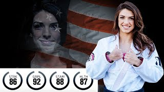 Check Out This Brand New Fighter! - Mackenzie Dern!