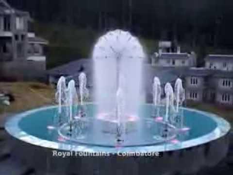 Ball Fountains
