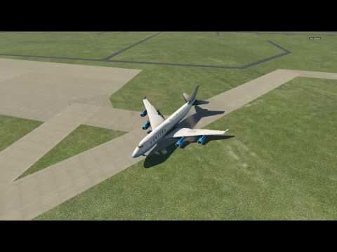747 spins out when trying to take off? :: X-Plane 11 General Discussions