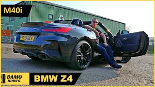 Is The 2019 BMW Z4 M40i The Best Roadster You Can Buy
