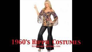 1960s Hippie Costumes