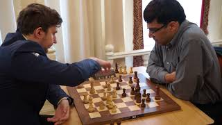 Karjakin vs Anand | Tal Memorial Blitz 2018