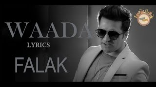 Waada Lyrics - FALAK SHABIR - YouTube