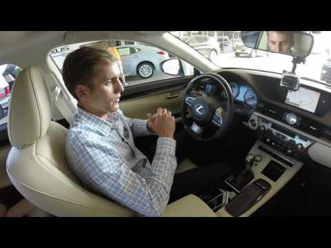 Tech Tip: Lexus Navigation – Entering and Deleting an Address