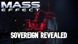 Mass Effect - Sovereign Revealed