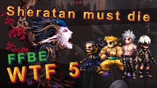 FFBE] GL Highest chain count??? - NieR Automata 21o 2B A2 Eve