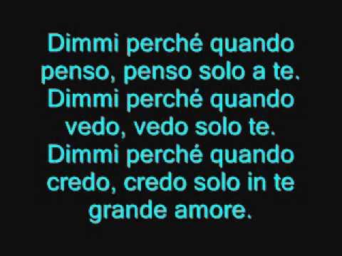 , title : 'Il Volo - Grande Amore testo'