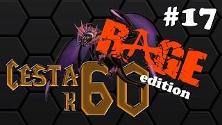 Cesta k 60! živě | WoW Vanilla - Elysium | Level 46 (RAGE EDITION)