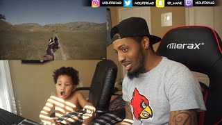 2 Year Old REACTS To Lil Nas X - Old Town Road (Official Movie) Ft. Billy Ray Cyrus