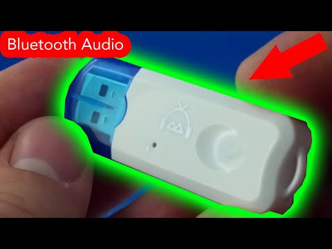 Feida USB Wireless Bluetooth Audio Music Receiver from Aliexpress.com Unboxing