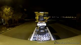 Transporting PEED CAT 777F 's – GoPro movie