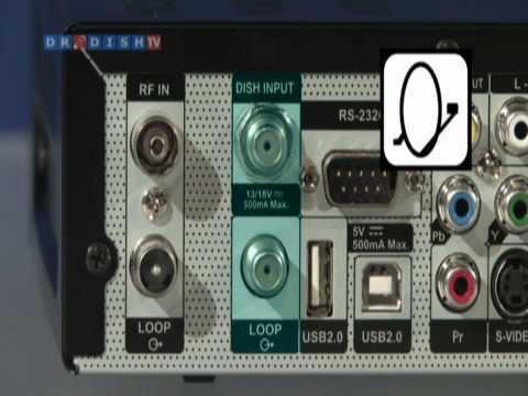 VANTAGE HD 8000CS Testbericht