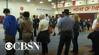 Democrats, Republicans face off in midterm elections to decide control of Congress