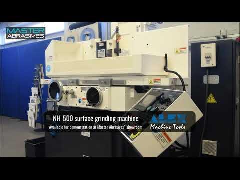 Alex NH-500 Surface Grinder