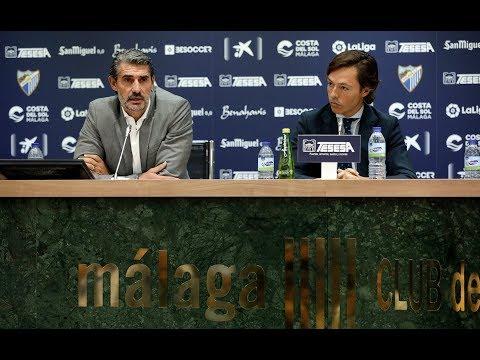 """El Málaga CF, """"en peligro"""""""