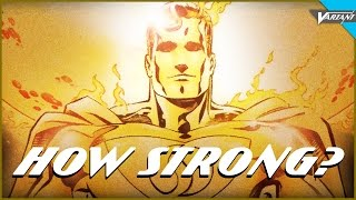 How Strong Is Superman One Million?