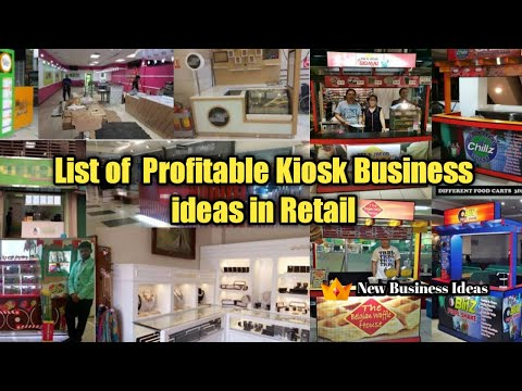, title : 'List of Profitable Kiosk Business ideas in Retail | Small Shop Business
