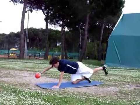Esercizi fisici per prevenzione di osteochondrosis cervicale
