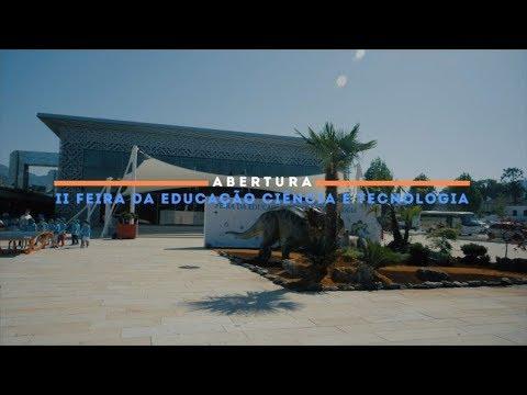 Abertura da II Feira da Educação, Ciência e Tecnologia