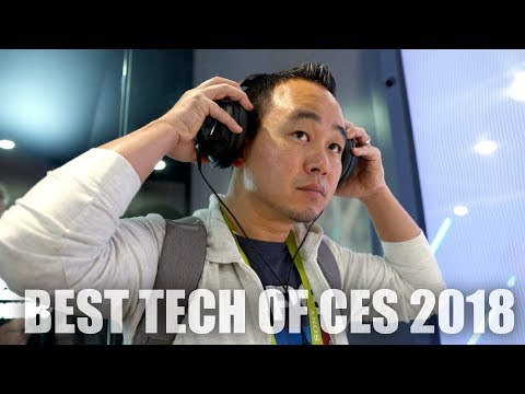 Best TECH of CES 2018! (видео)